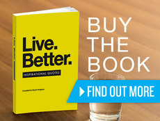 Buy the quotes about life and happiness book