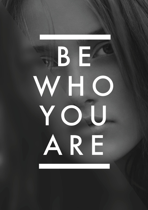be who you are. just be yourself.  - motivational quotes.