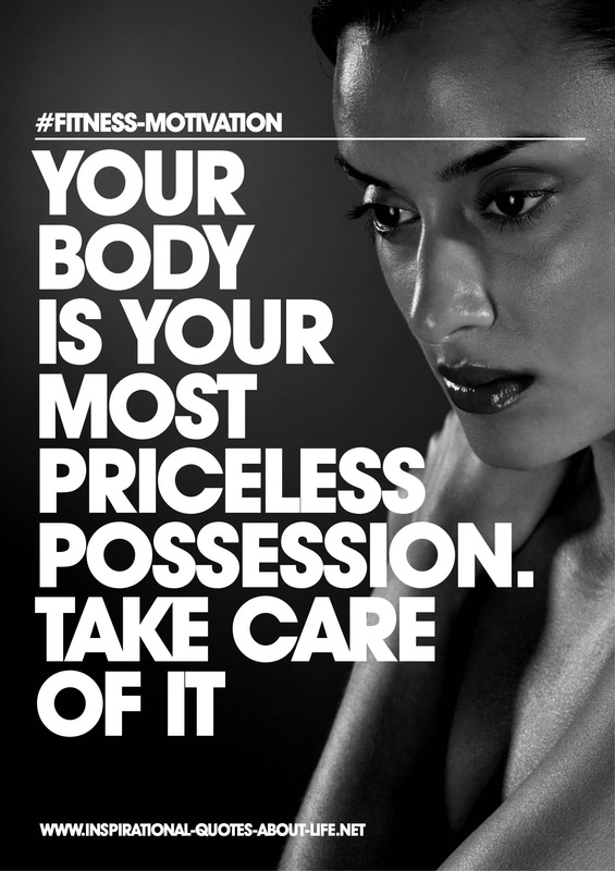 Motivational Quotes On Health, Fitness U0026 Exercise To Inspire You To Get Healthy  And Fit