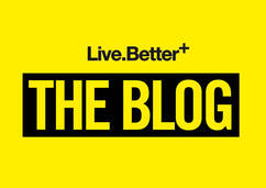 The inspiring facebook page of Live Better